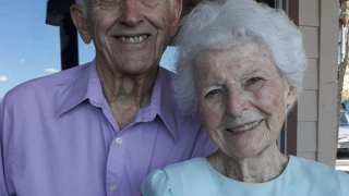 90-year-old Flathead Valley couple marries after years of being in love