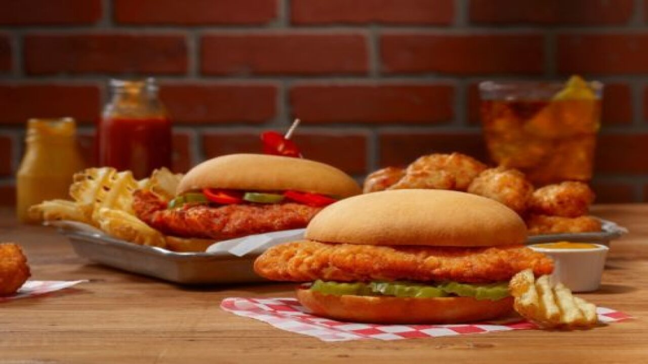 Sam's Club Has New Spicy Chicken Sandwiches