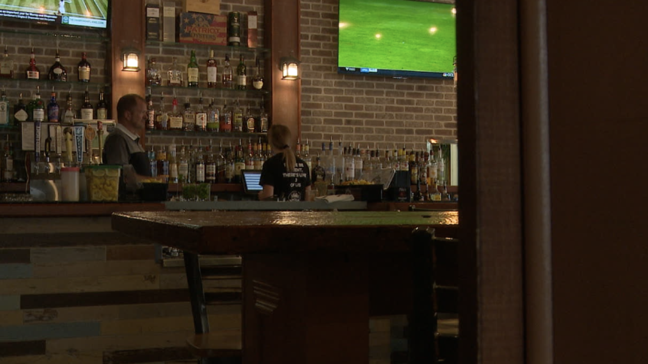 East Grand Rapids restaurant asks people to be patient, reminding people of worker shortage