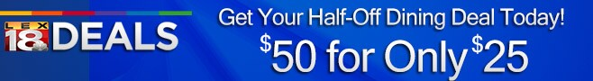 Half-Off Dining Homepage Banner 658x90