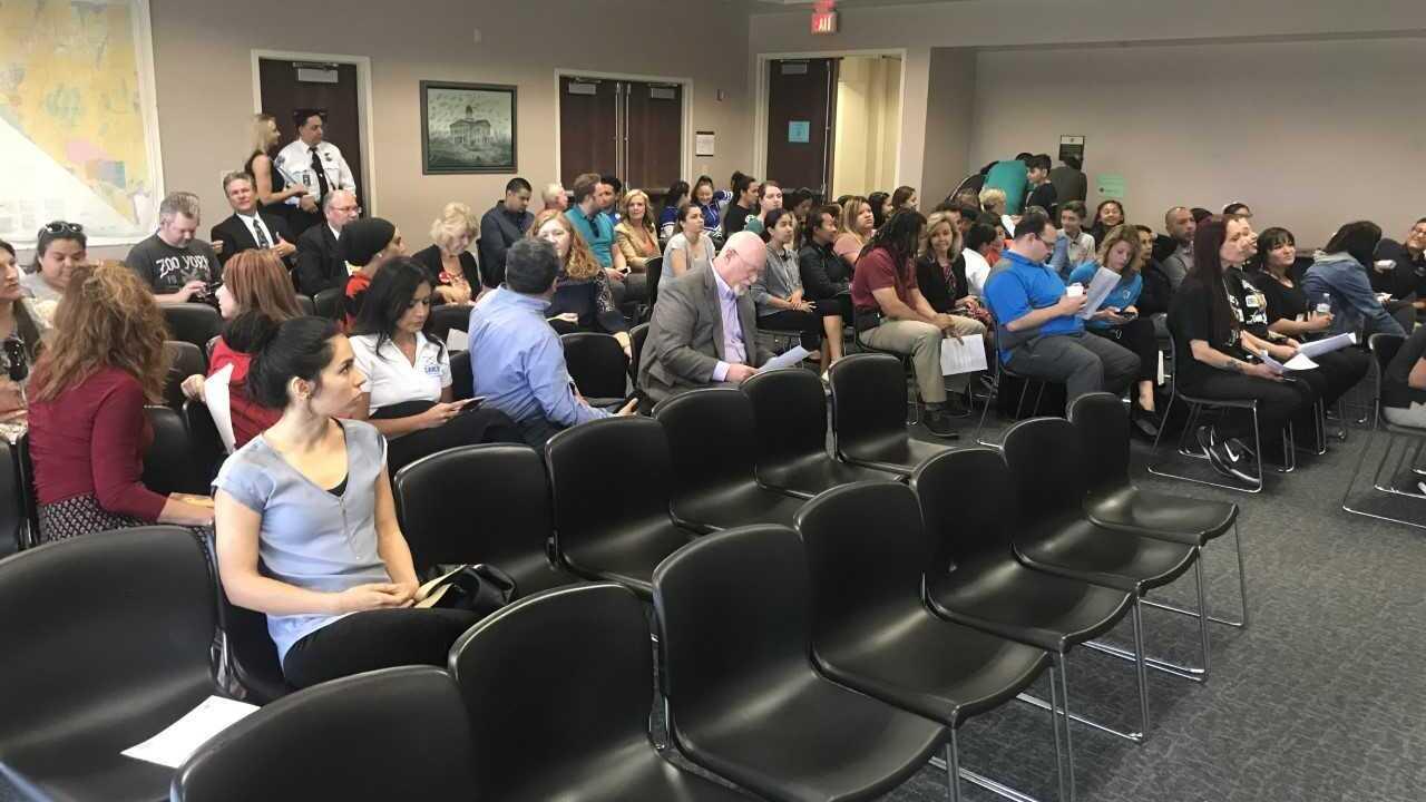 Nevada considers hitting pause on charter schools
