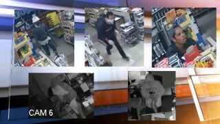 BPD looking for Sierra Paint Burglary Suspects