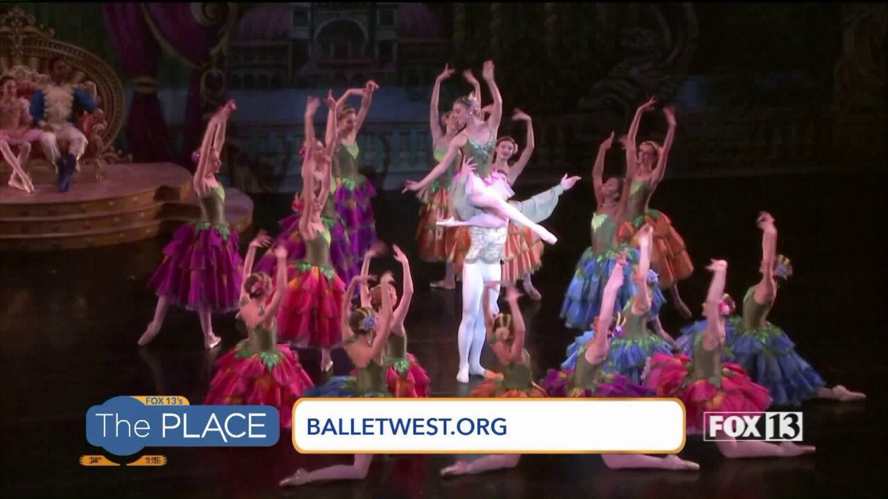 Ballet West has the longest-running Nutcracker in the United States