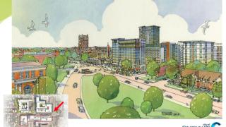 Clifton deaconess development