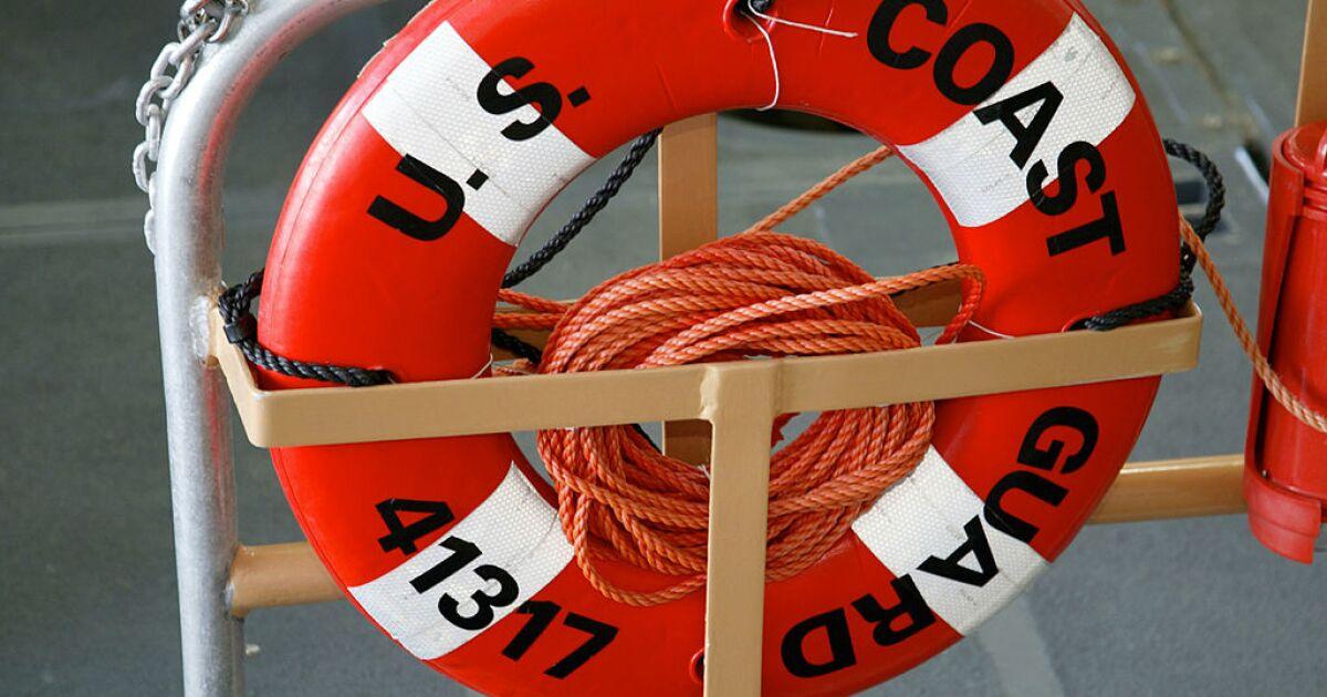 Coast Guard medevacs injured Navy Sailor near Chesapeake Bay