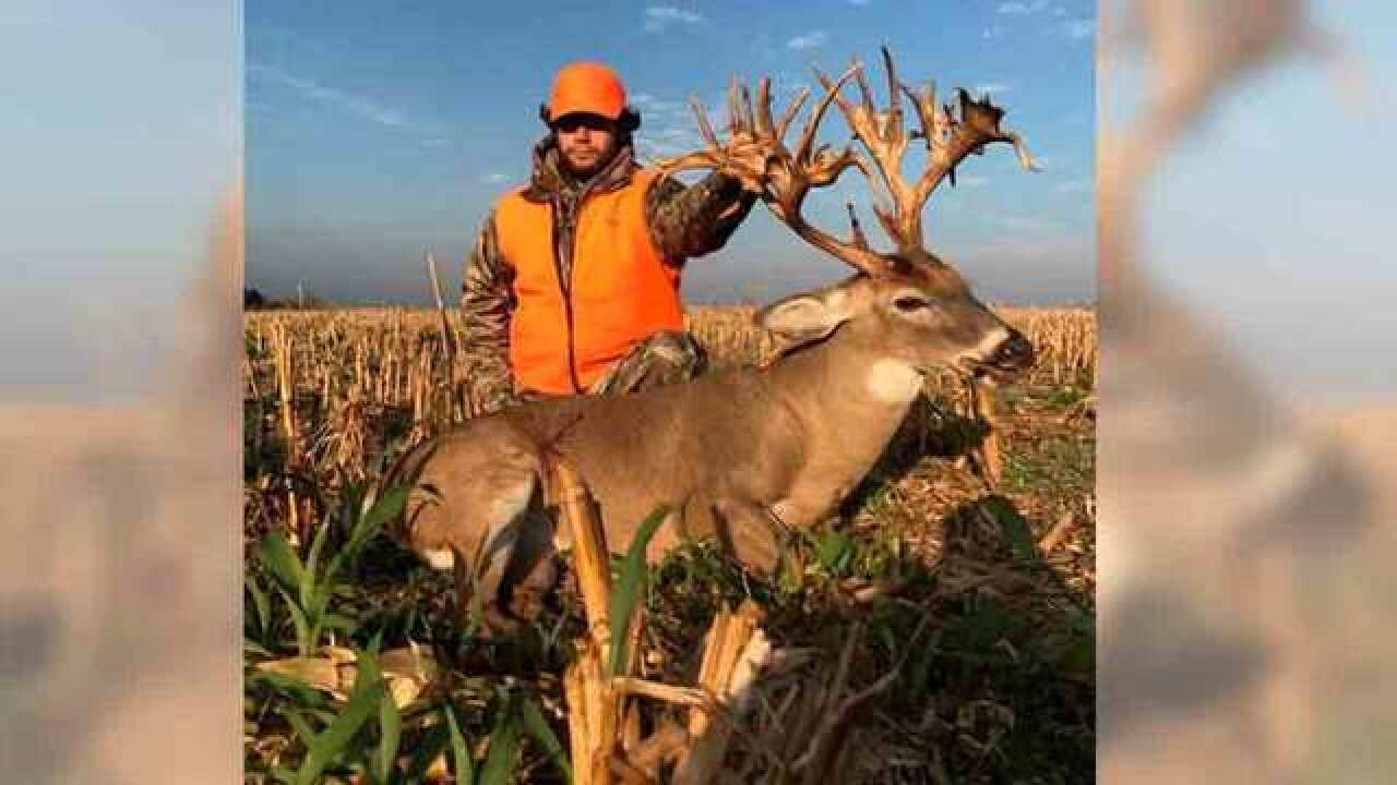 Gallatin Hunter Bags 47-Point Buck