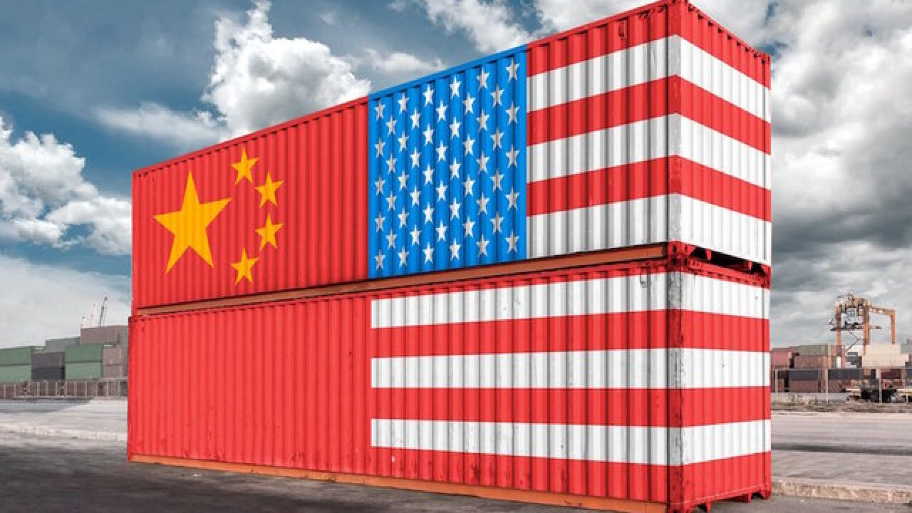 China hits the United States with tariffs on $3 billion of exports