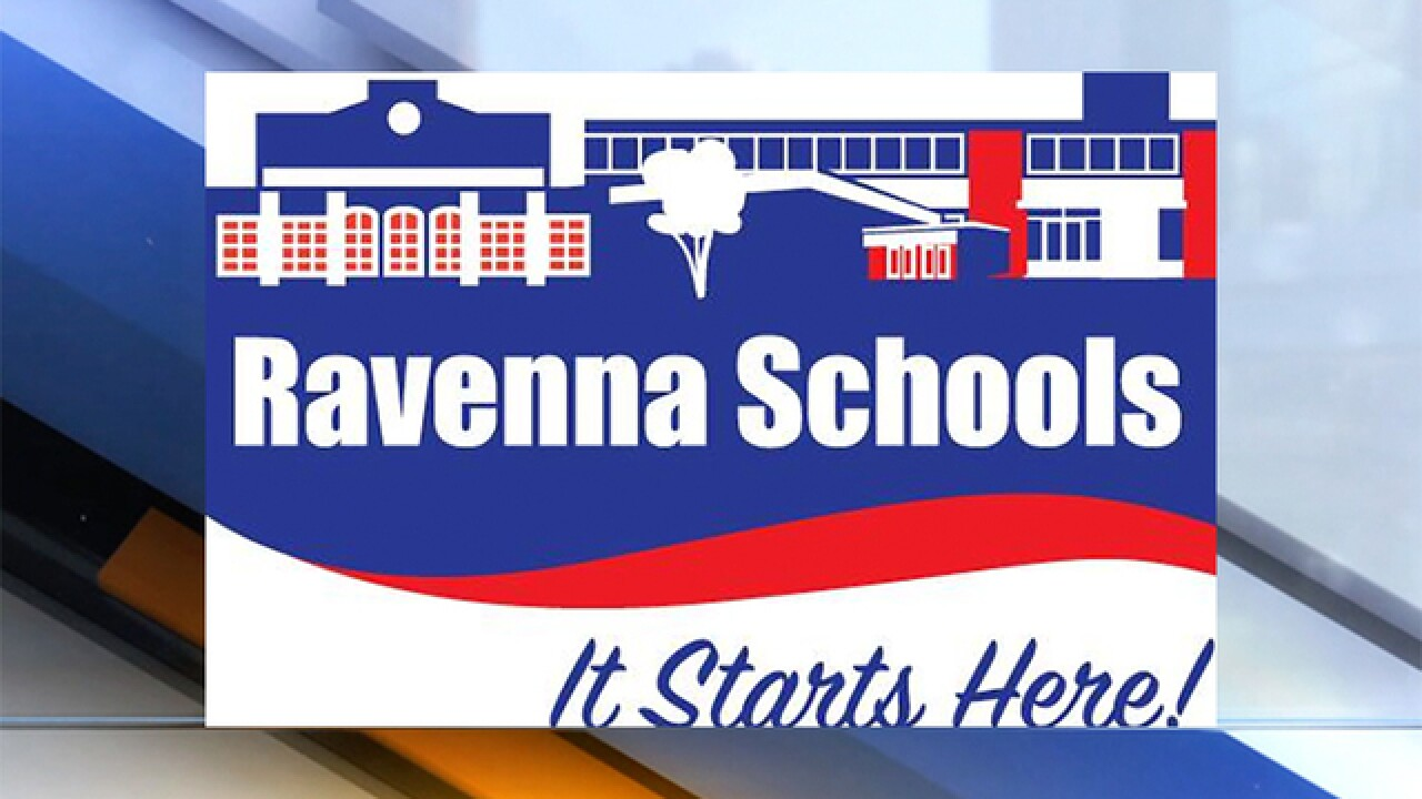 'No one is in danger': School district places Ravenna High School on lockdown
