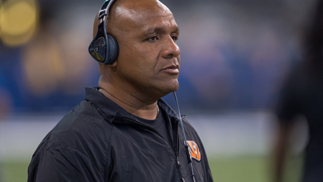 Cleveland Browns coach Hue Jackson: 'I'm definitely jumping in the lake that's not going to change'