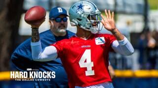 """Hard Knocks: The Dallas Cowboys"" airs on HBO Max. Photo courtesy HBO."