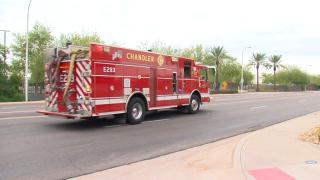 Chandler Fire department fd