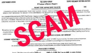 "GFPD warns of ""secret shopper"" scam"
