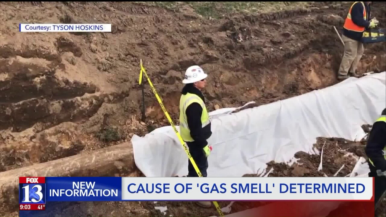 DEQ discovers source of fuel smell that plagues Laytonneighborhood