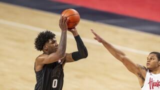 Aaron Henry 2021 MSU Michigan State basketball
