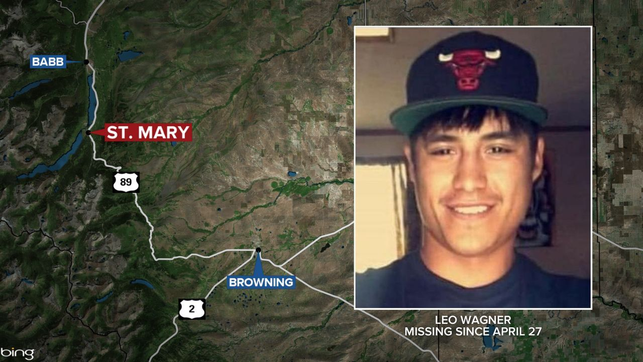 Montana Department of Justice has issued a Missing-Endangered Person Advisory for Leo Wagner