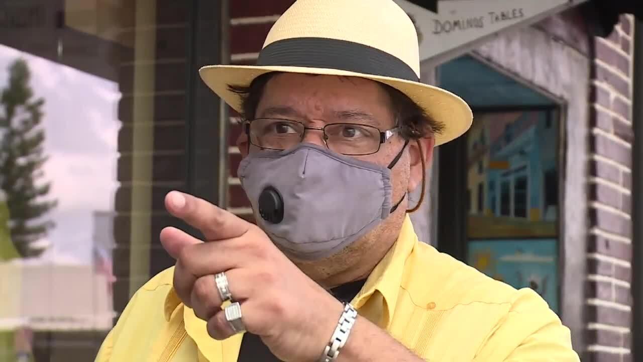 Johnny Cardona, 'Big Papa from Little Havana'