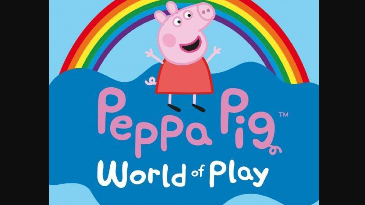 Peppa Pig World Of Play Coming To Great Lakes Crossing Outlets In