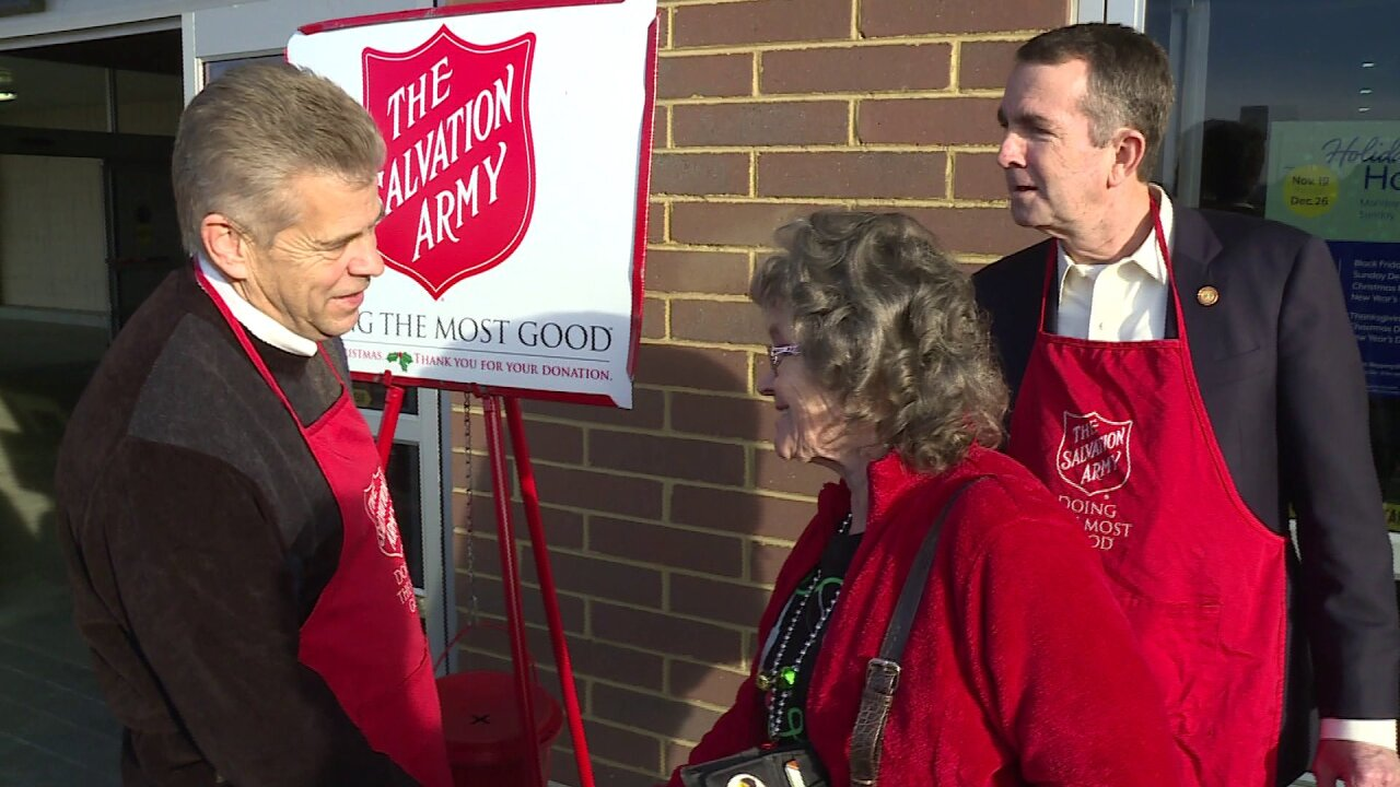 Political opponents team up to help those in need for theholidays