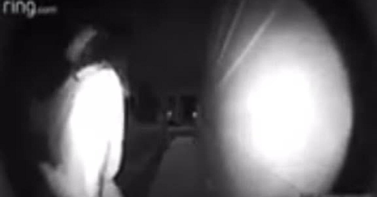 VIDEO: Doorbell camera captures apparent kidnapping in Texas