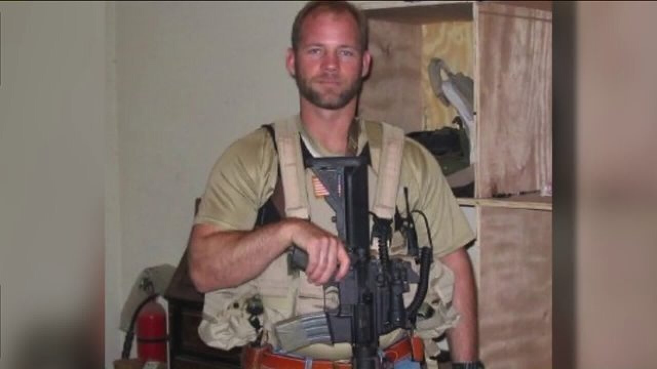 Former Navy SEAL who was shot 27 times to compete in half-Ironman for fellow vets