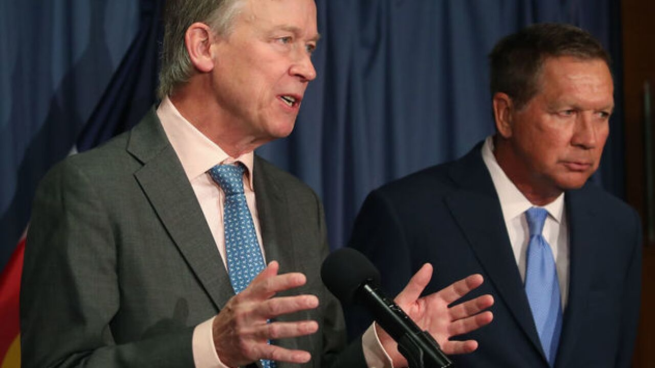 GOP, Dem governors push national health care compromise