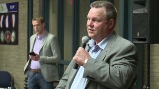 Sen. Tester holds free-wheeling town hall on wide range of issues