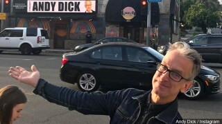PHOTO: Andy Dick - American comedian, actor, musician, and television and film producer, Photo Date: 5/31/2018 (Image License