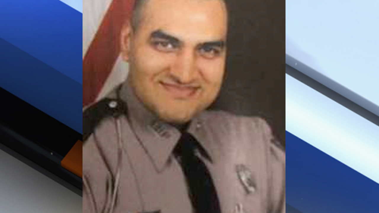 Florida trooper pushes man out of way of spinning car, saves his life