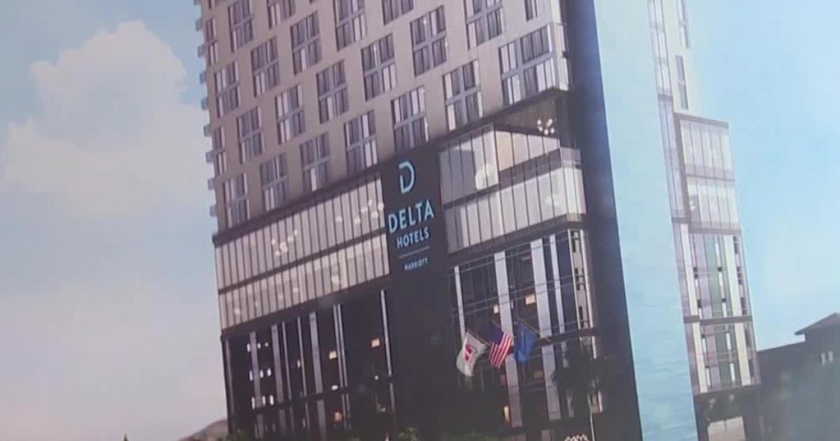 Groundbreaking For New Delta Hotel Near Palms Hotel Casino