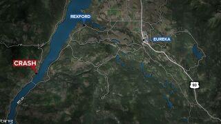 Eureka man dies in crash in Lincoln County