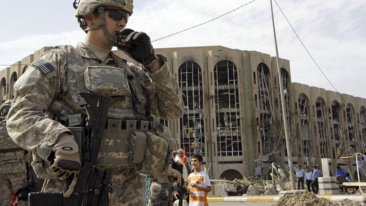 Canadian man sentenced to 26 years for orchestrating suicide attack on US troops