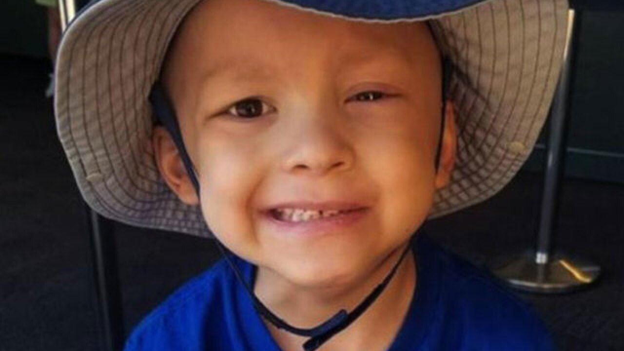 5-year-old prepares his own obituary before dying of pediatric cancer