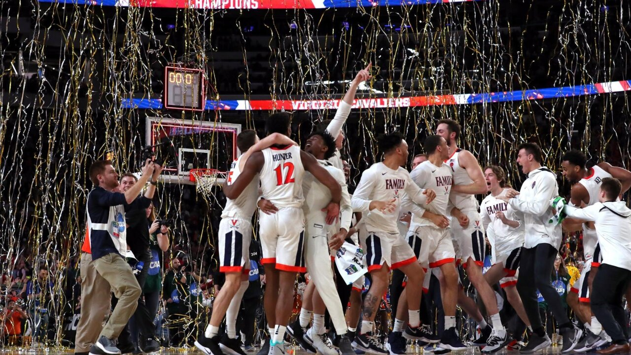 Virginia basketball times declines White House invitation