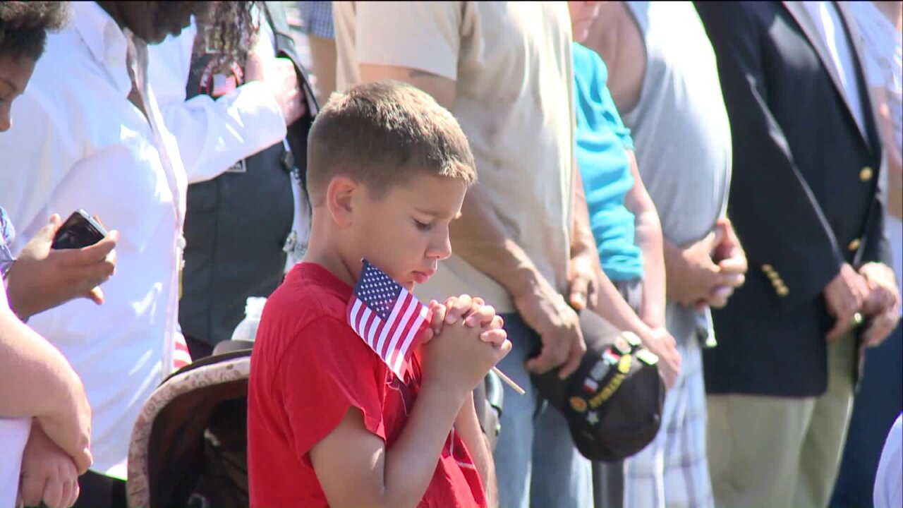 Richmond remembers Virginia's fallen heroes this MemorialDay