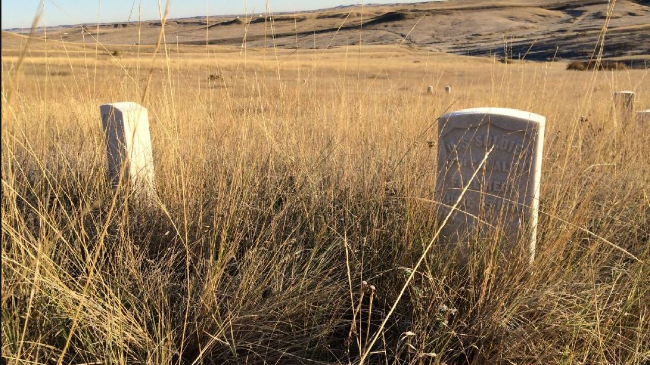 The Little Bighorn Battlefield National Monument is reopening