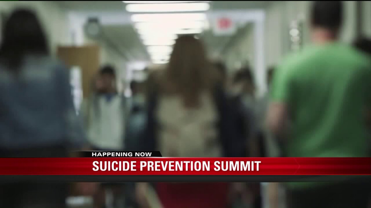Utah faith and community leaders meet for suicide prevention summit