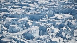 Antarctic Glacier Melt