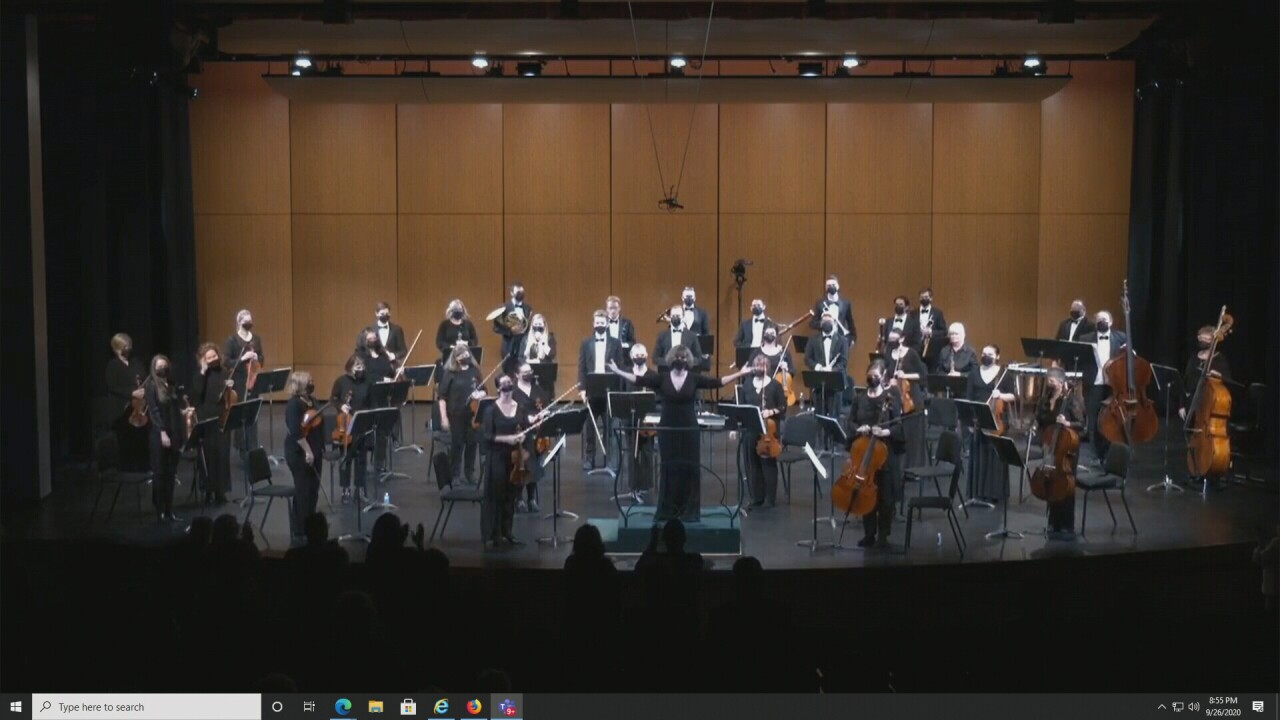 Billings Symphony opens season in Lockwood