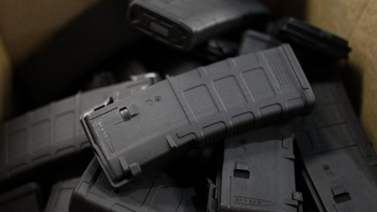 Colorado Supreme Court to decide on large-capacity magazine ban