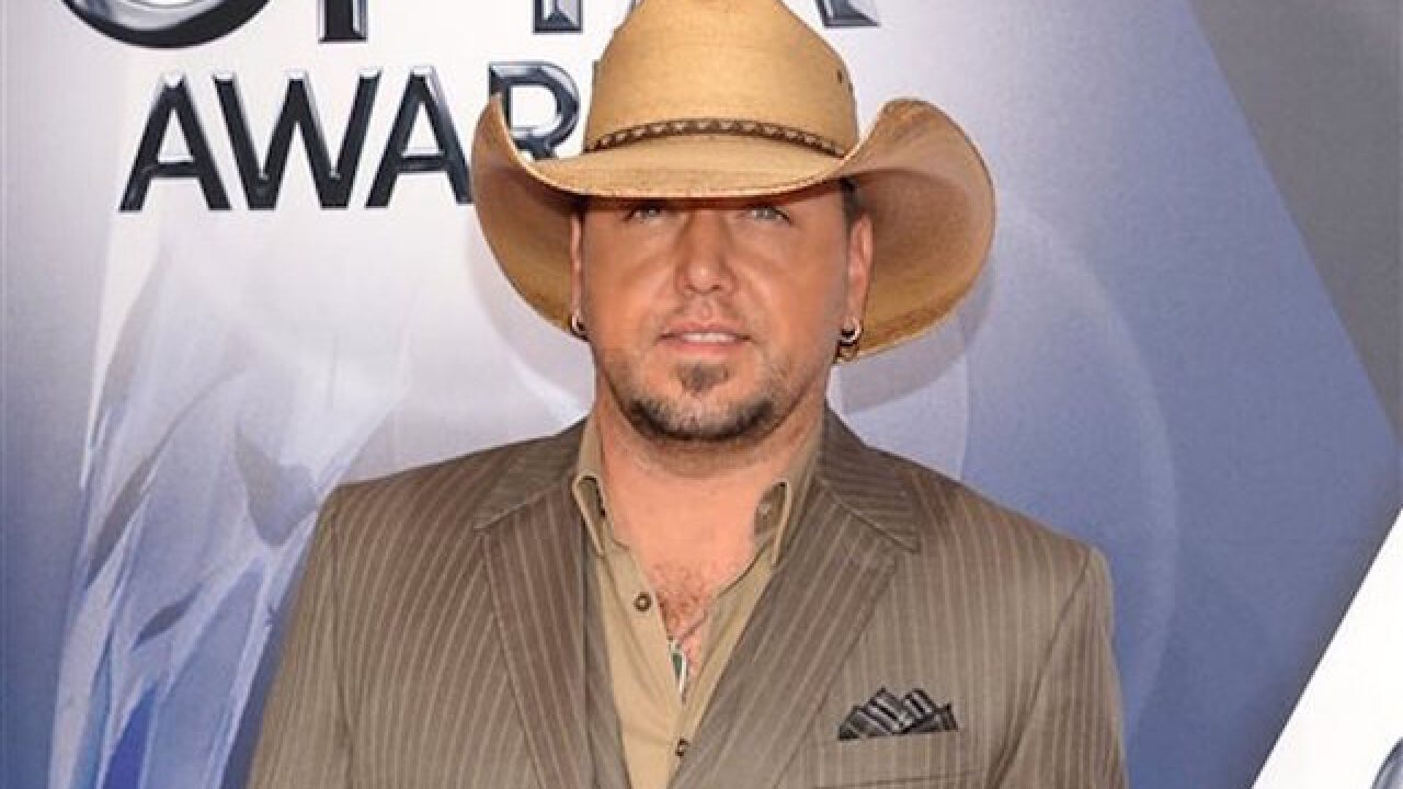 Jason Aldean talks about his anger, heartache and fear after the Vegas tragedy