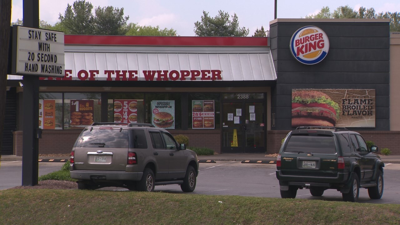 Burger King operator apologizes after turning away truck driver at drive-thru