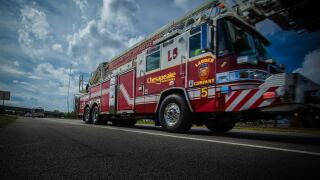 Here's to the Heroes: Chesapeake FireDepartment