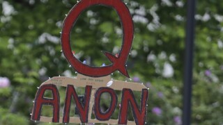 Citigroup manager terminated after linked to QAnon website