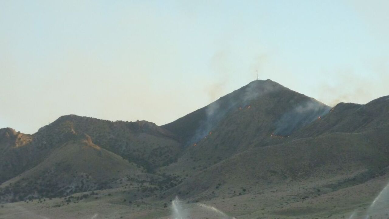 Sevier County wildfire 90 percent contained