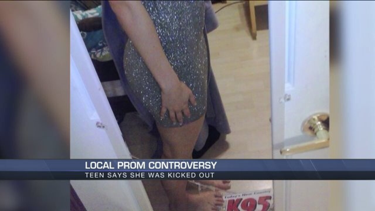 UPDATE: Chesterfield homeschooler 'kicked out of prom over provocative dance'