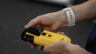 BolaWrap device offers lower risk restraint for police