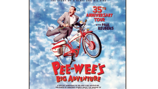 Paul Reubens coming to Detroit for 'Pee Wee's Big Adventure 35th Anniversary Tour'