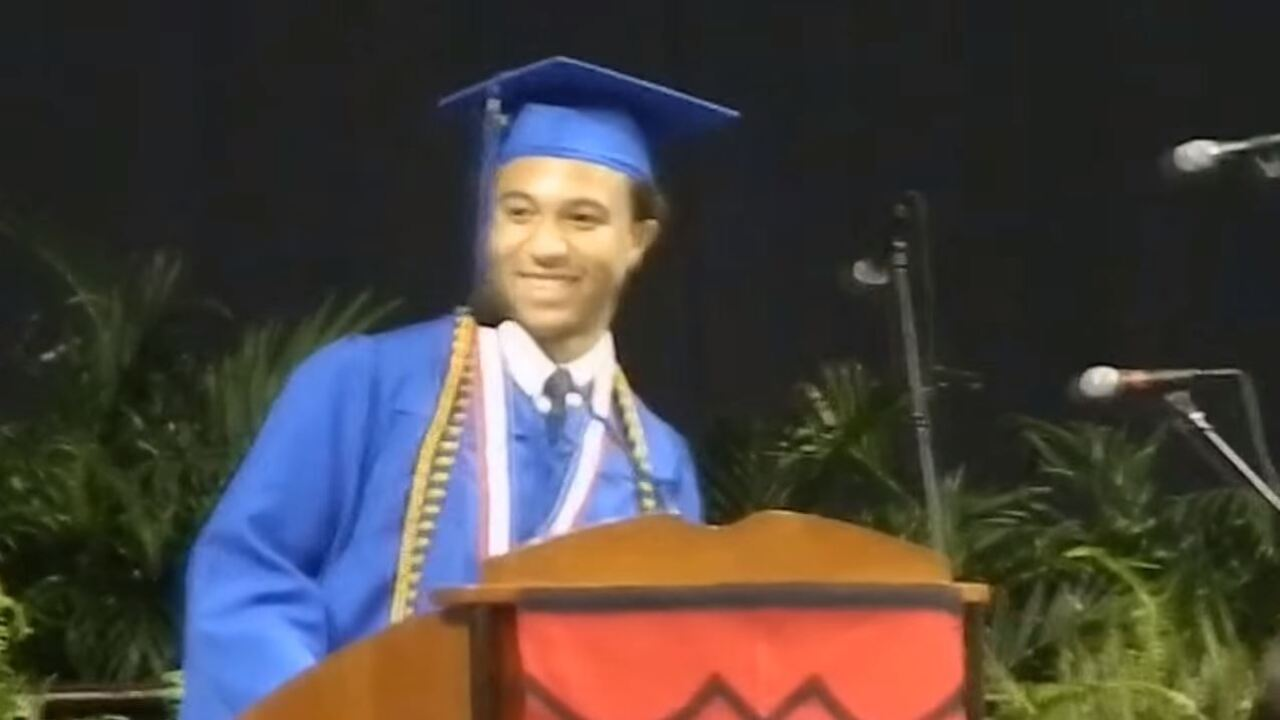 D'Marco Jackson, who gave inspirational graduation speech, dies surrounded by loved ones