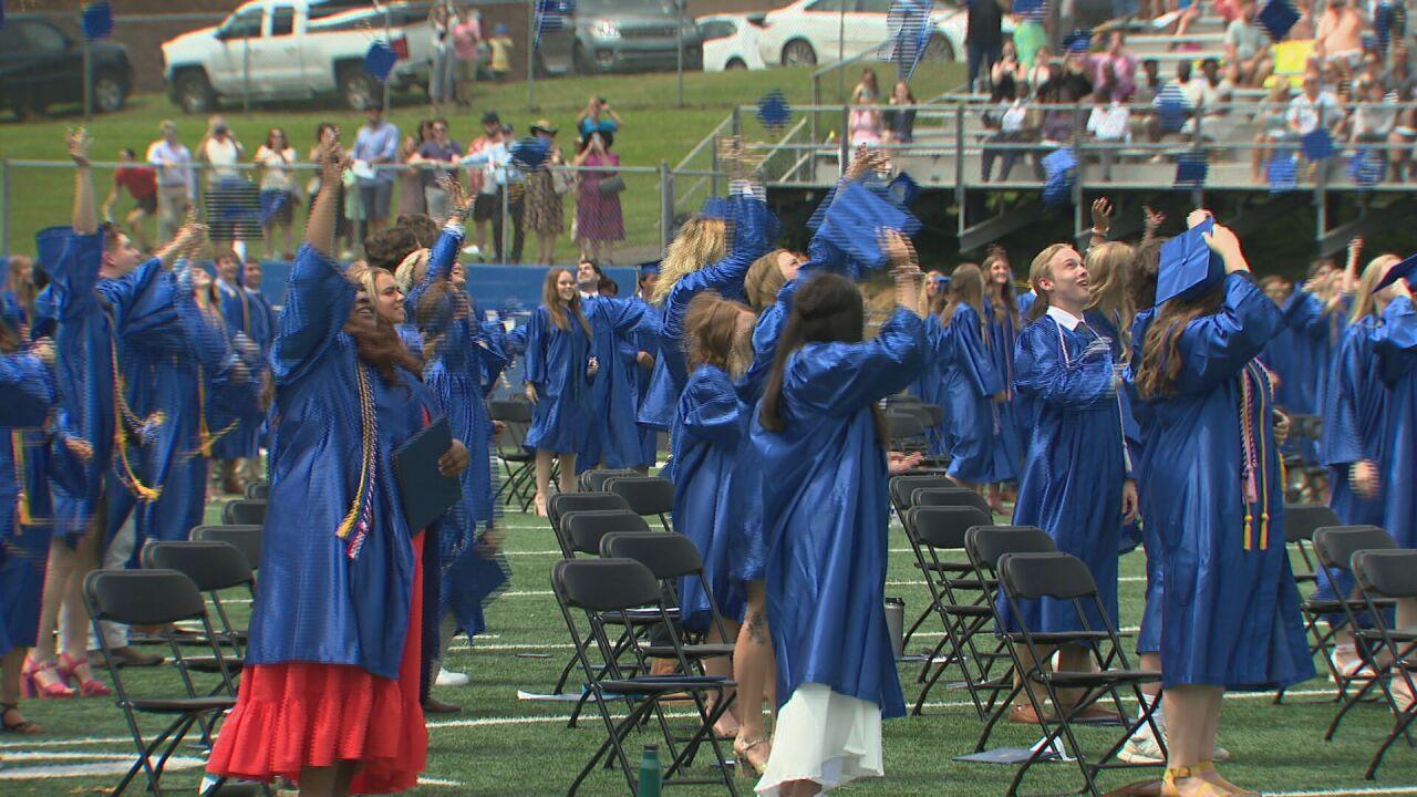 Brentwood High Graduation 2021