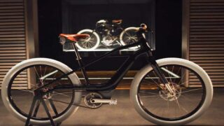Harley-Davidson Is Releasing An Electric Bicycle